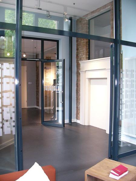 architekturb ro ellerhoff umbau kreiskirchenamt vlotho. Black Bedroom Furniture Sets. Home Design Ideas